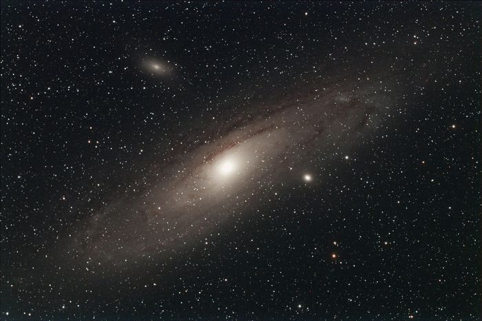 Galaxie d'andromède - M31